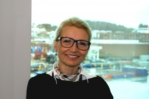 Sonja Hauan er viseadministrerende direktør i NorSea AS. FOTO: PER THIME