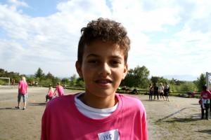 Ivo er klar for å begynne på ungdomsskolen.