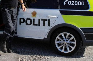To personer er arrestert av politiet i forbindelse med et ran på Randaberg. De to ble tatt like ved Byfjord skole på Tasta.