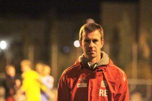 VBK-trener Richard Enge etter tapet mot Sandnes Ulf.